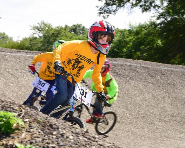 BMX League Photo Day Examples
